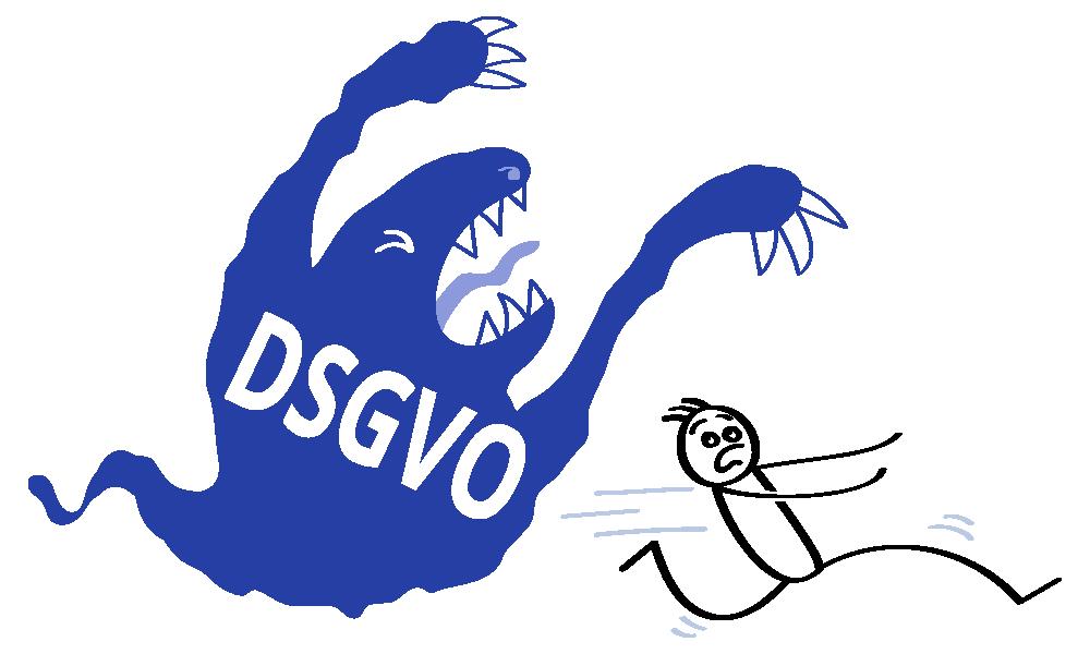 DSVGO-Monster